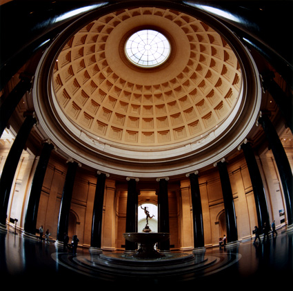 Rotunda, National Gallery of Art